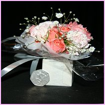 Mini Hand Tied posy