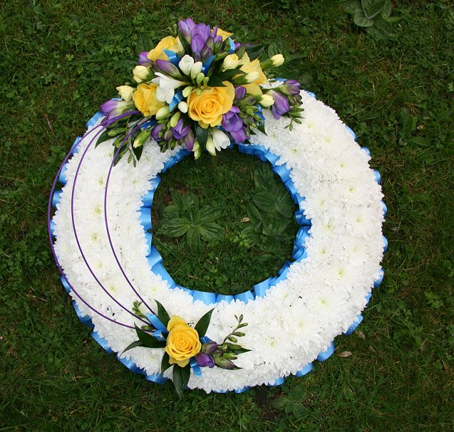Gentleman's wreath