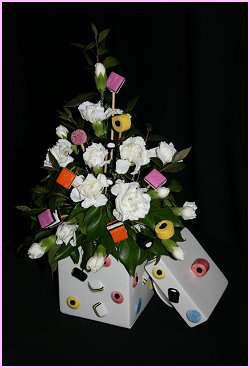 Liquirice Allsorts Arrangement!
