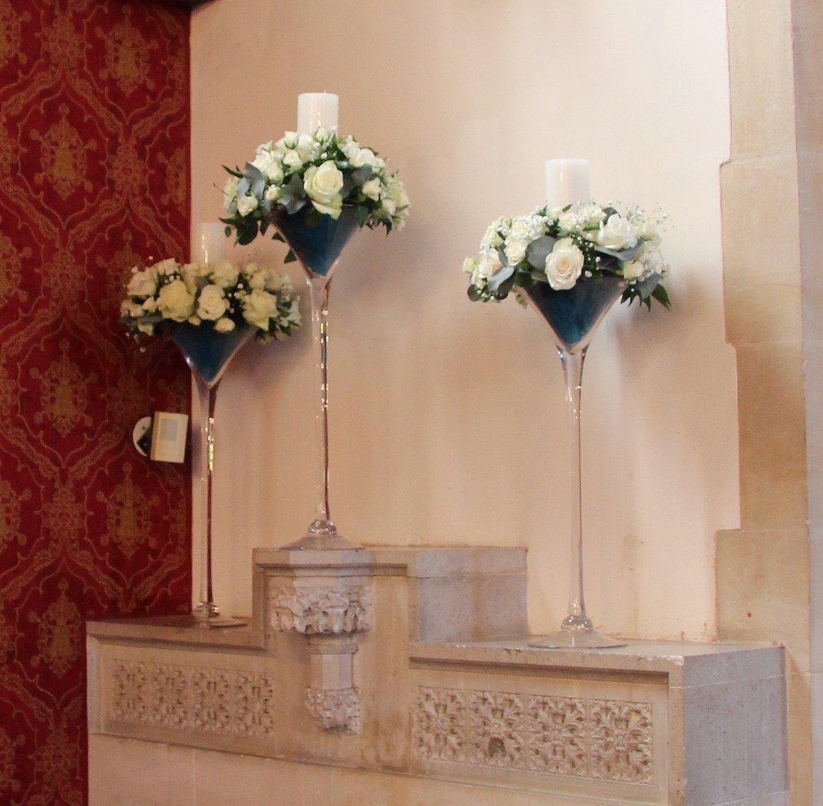 Wedding Flowers, Hanbury Manor, Ware