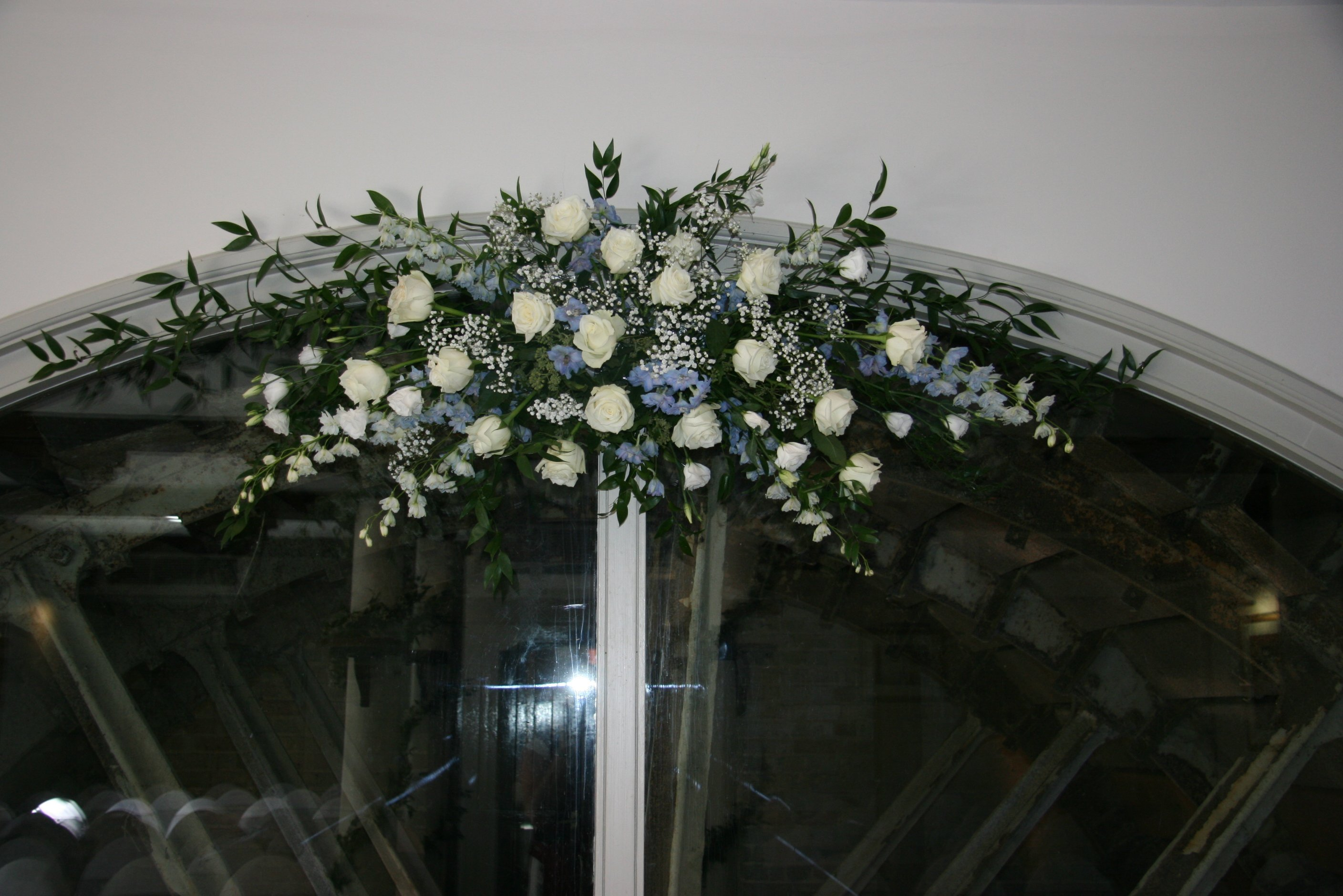 Quy Mill wedding flowers